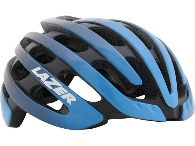 Lazer Z1 Cykelhjelm blå/sort